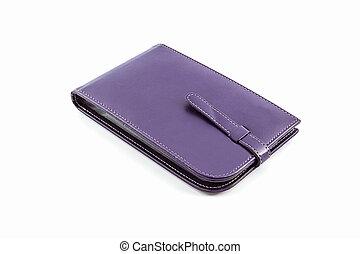 Leather card holder wallet - Leather card holder wallet...