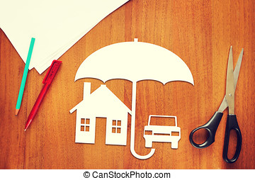 Concept of property insurance
