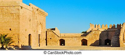 Alcazaba Almeria - The Alcazaba of Almeria is a fortified...