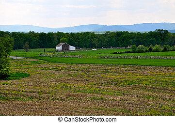 Gettysburg National Military Park - 142 - Gettysburg...
