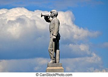 Gettysburg National Military Park - 136 - Gettysburg...