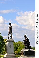 Gettysburg National Military Park - 029 - Gettysburg...