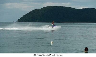 Fast Jet Ski