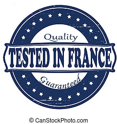 Tested in France