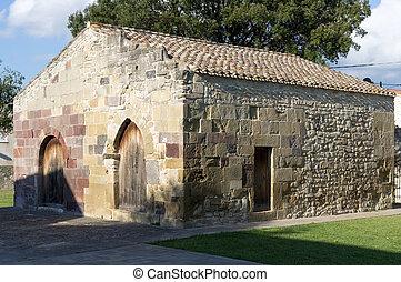 Barumini, Church of St. John the Baptist