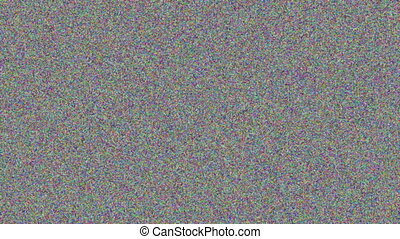 Matrix-04 - Motion background with moving colorful squares...