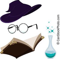 Set magic tools