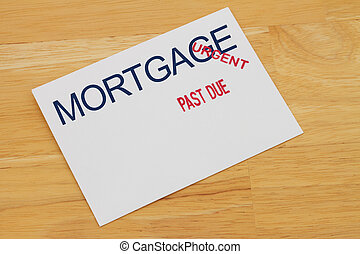 Mortgage Payment Past Due