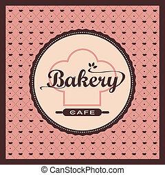 Bakery set vector sixty six