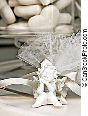 Celebration Angel - Celebration Favor with a lovely angel...
