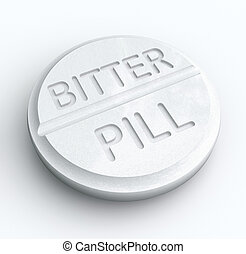 prescripción, tableta, duro, Medicina, palabra, Golondrina,...