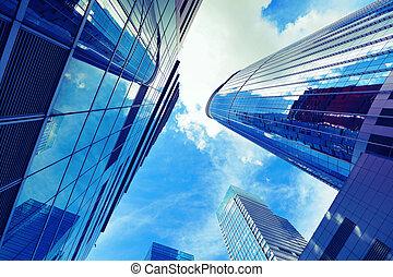 Building of Hong Kong