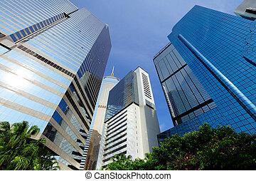 Modern building Landscape