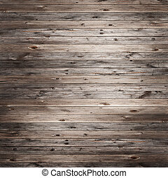 Grungy wooden background. - Real seasoned wood. Grungy...