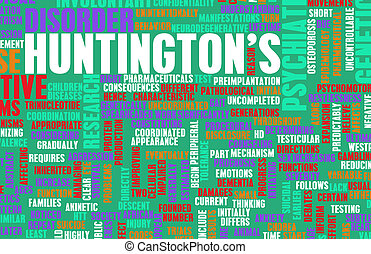 Huntington's Disease - Huntington's or Huntingtons Disease...