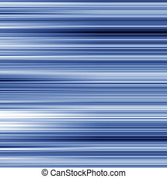 Blue colors horizontal lines abstract background.