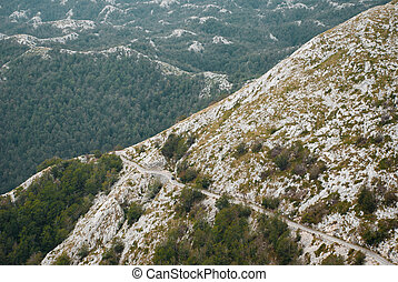 Peak St George Sveti Jure, Biokovo, Croatia - Peak St George...
