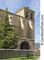 """""""Nuestra Señora de la Asunción"""" Church, Villatuerta,..."""