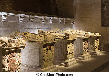 Pantheon of the Kings of Navarre Monastery of Santa Maria la...
