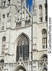 Brussel Cathedral.