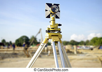 engineer and architecture theodolite camera - engineer and...