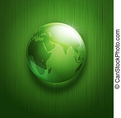 vector environmental background