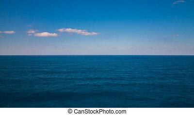 Ocean timelapse