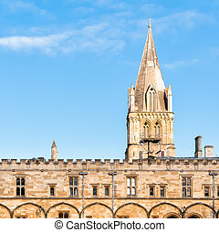 Christ Church Oxford University, The Meadow Building, UK