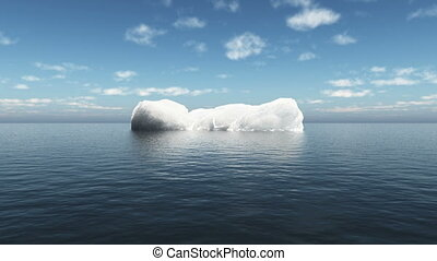 drift ice - image of drift ice