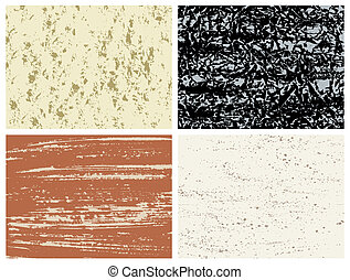 Texture Grunge - Vector illustration file of grunge texture...