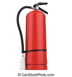 fire extinguisher - The objects made at 3d