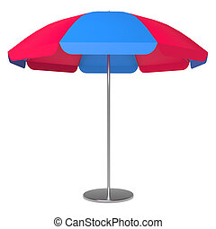 Parasol - The objects made at 3d