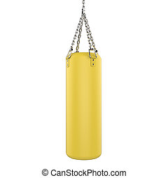 Punching bag - The objects made at 3d