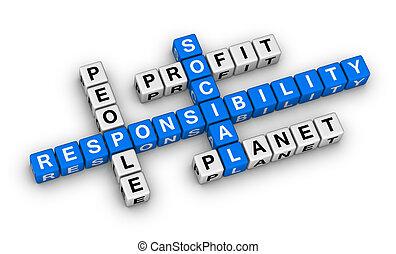 responsabilidade,  social