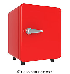 Refrigerator - The objects made at 3d
