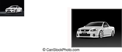 Holden Commodore VE SS Ute