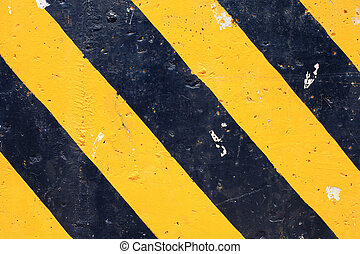 abstract danger striped background