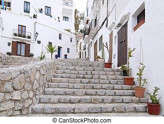 Dalt Vila, Eivissa (Spain)