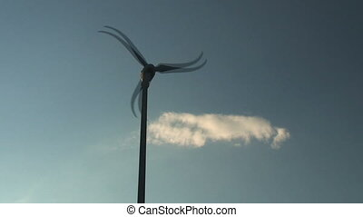 Wind Power - Wind turbine