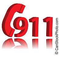 911 emergency symbol - New 911 emergency symbol with...
