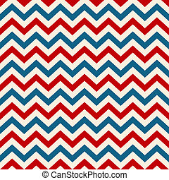 Retro background american patriotic colors Vector...
