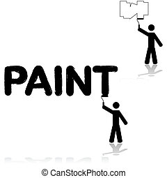 Wall painter