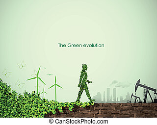 green world - evolution of the concept of greening of the...
