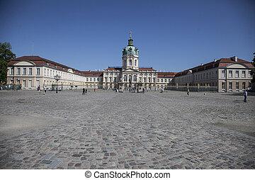 Charlottenburg, palacio
