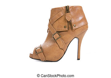 women shoes, stylish women suede boot - spring and Autumn...