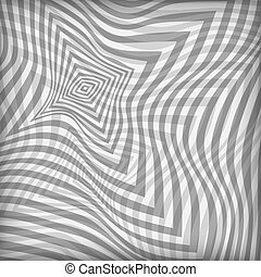 vector abstract black and white background with squares