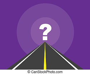 Road To Question Mark