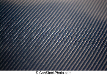 Real Carbon Fiber - A closeup of real carbon fiber material...