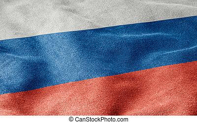 bandera, Rusia