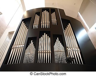 Church Organ - modern church organ
